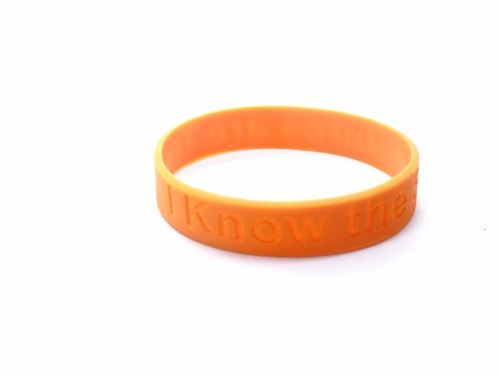 How to contact the factory for silicone wristbands