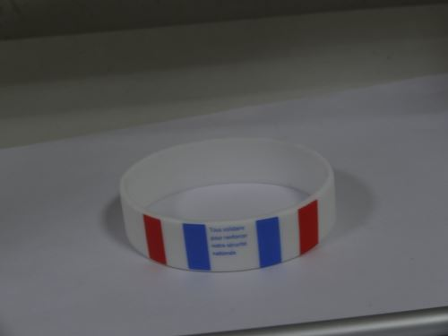 plastic wristbands with snap
