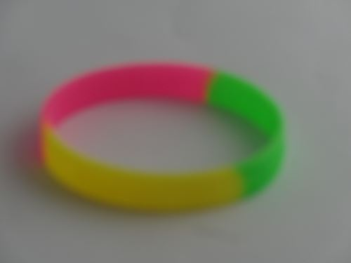 cheap silicone wristbands small orders
