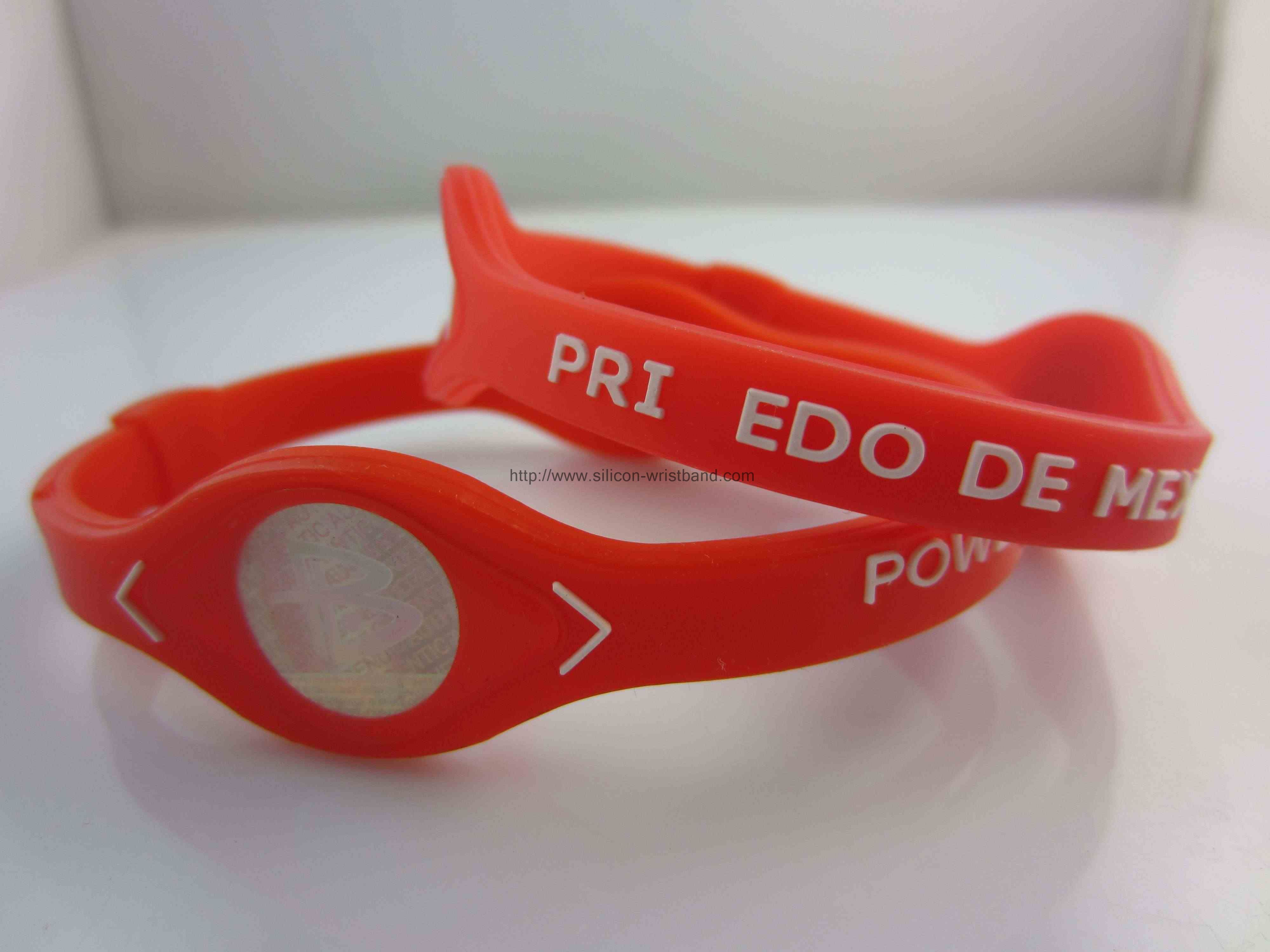 How to get the silicone wristbands discount?