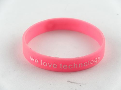 Silicone bracelet directly from the factory direct sales, you can ensure that the price is the cheapest.