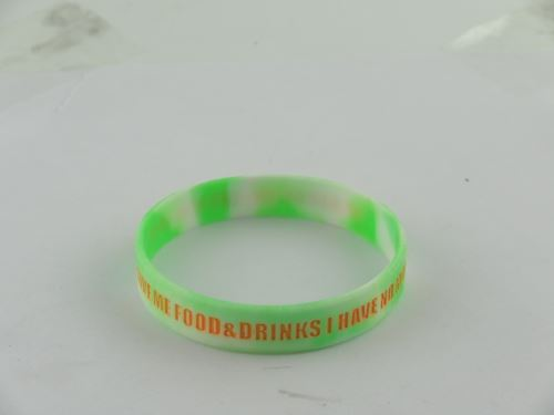 The church with silicone wristbands design should pay attention to what?