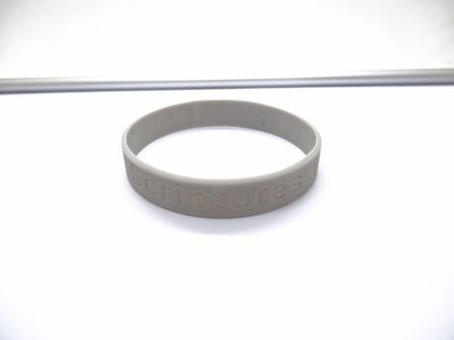 Silicone bracelet wholesale trouble