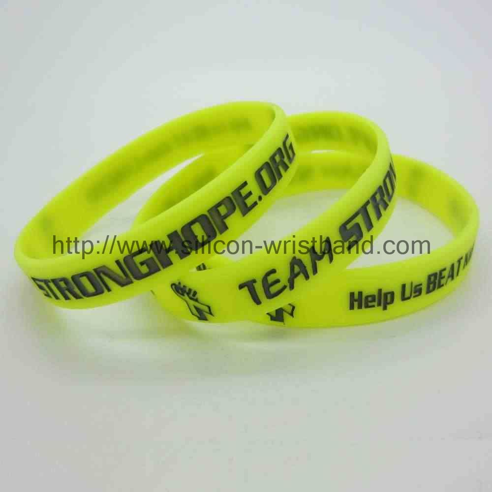wristbands with numbers