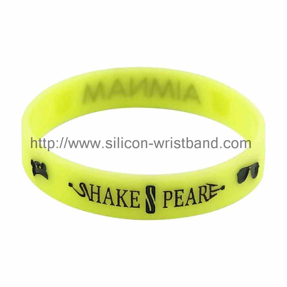 Where can I buy Silicone Bracelet