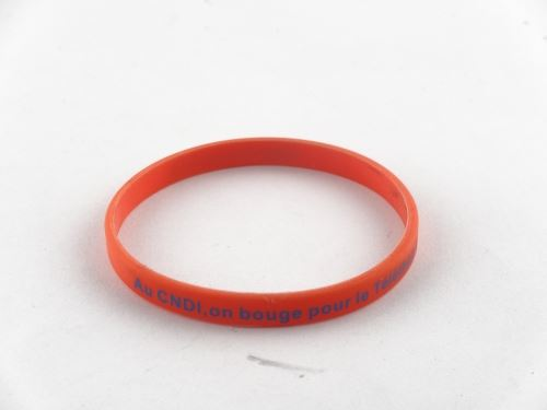 How to choose the color of silicone wristbands