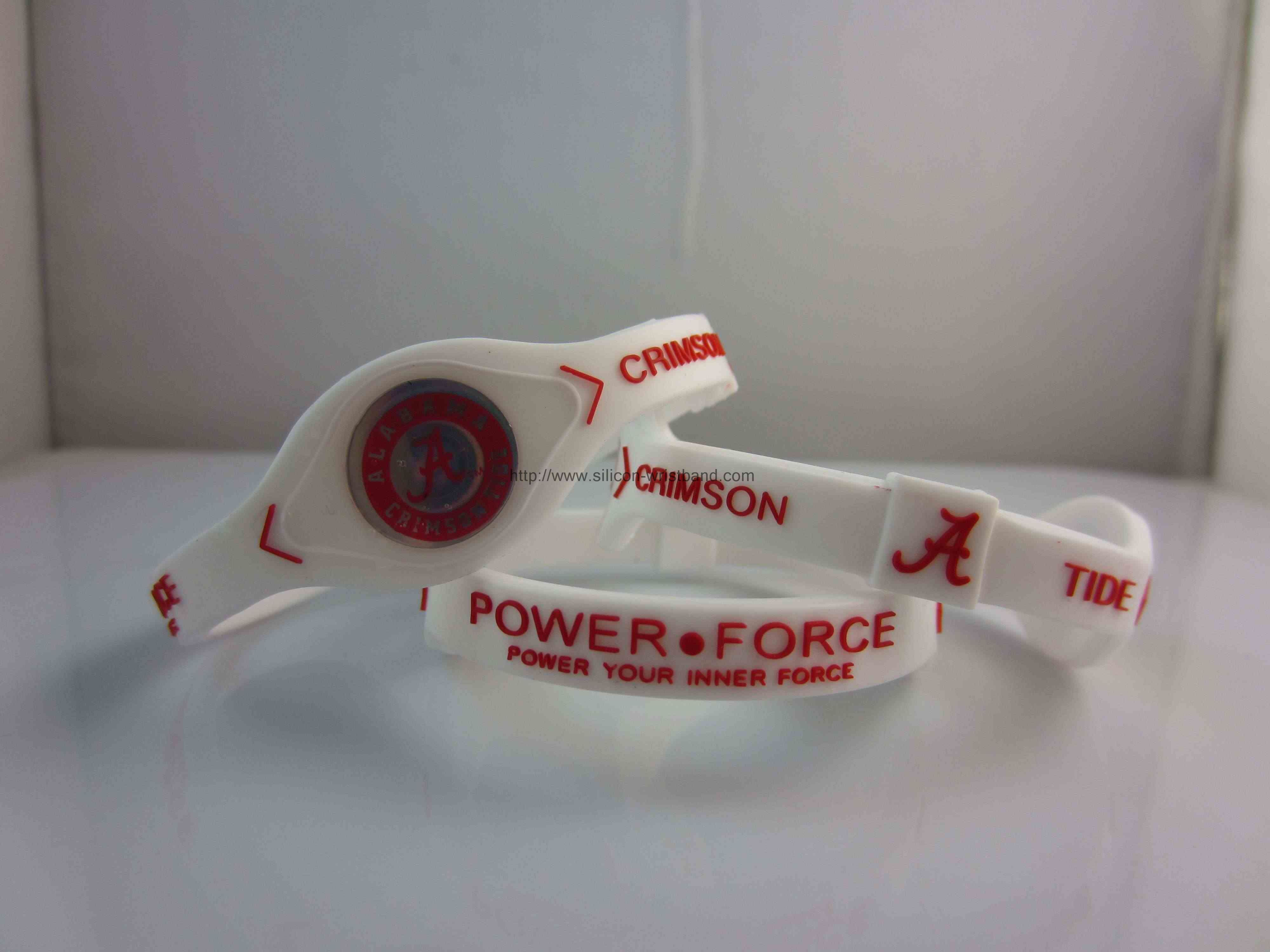 Where can I make printing silicone wristbands