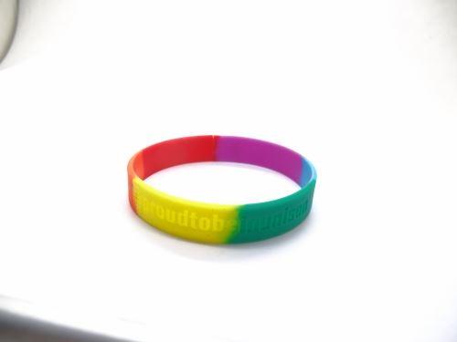 silicone bracelets etsy