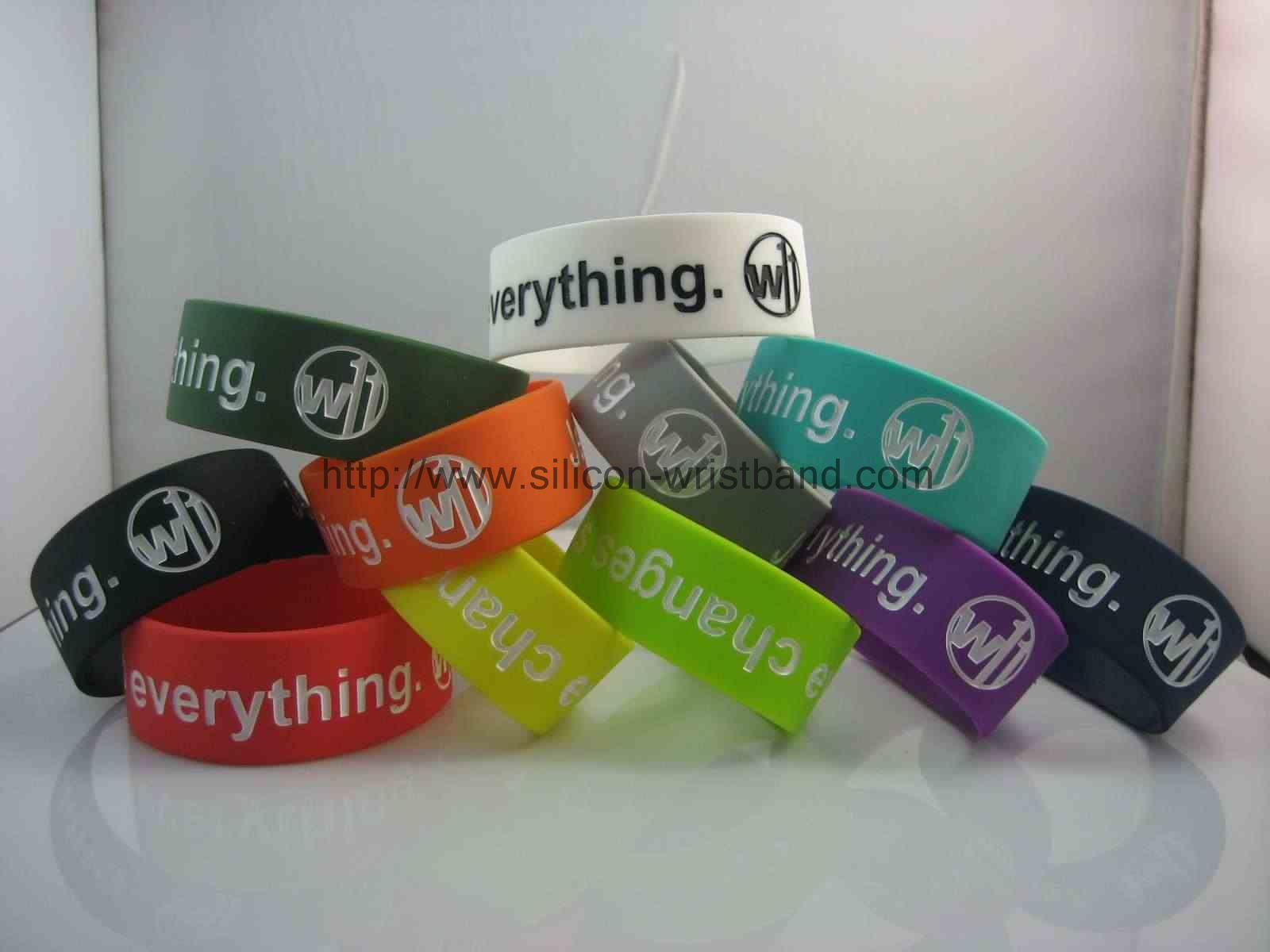 promotional rubber bands