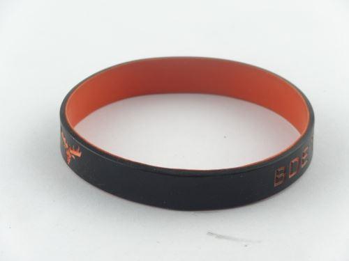 custom silicone wrist bands
