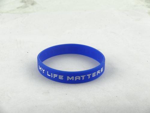 make custom rubber bracelets
