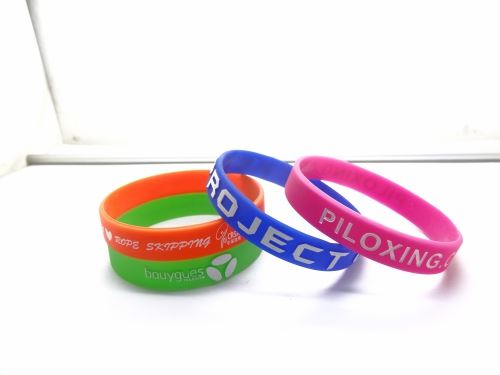 World Cup silicone bracelet where custom