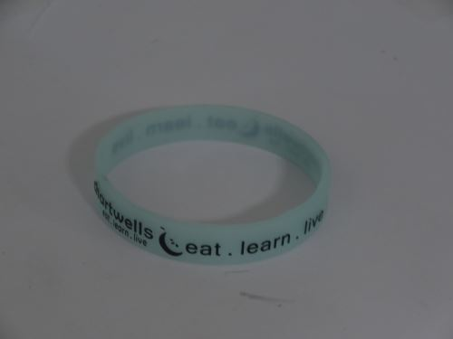silicone wristbands gym