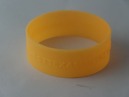 Why do some sites silicone wristbands sell so expensive?