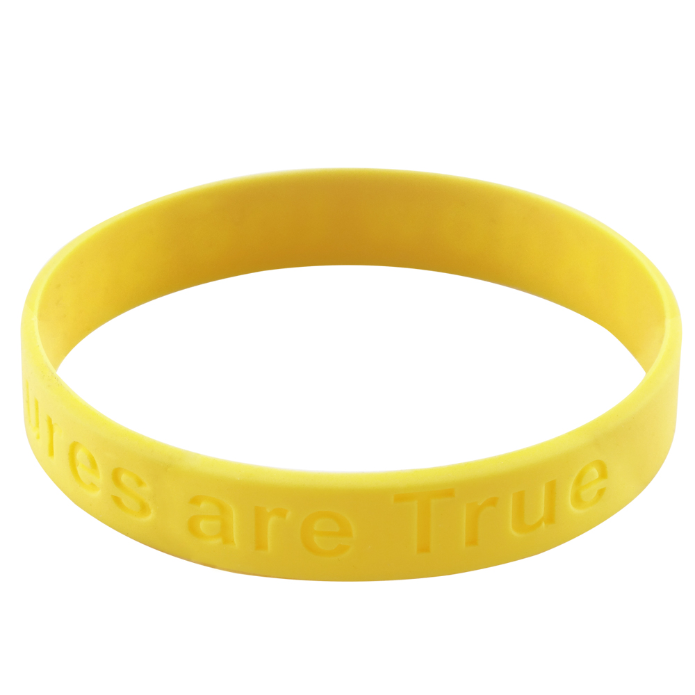 what color is a livestrong bracelet