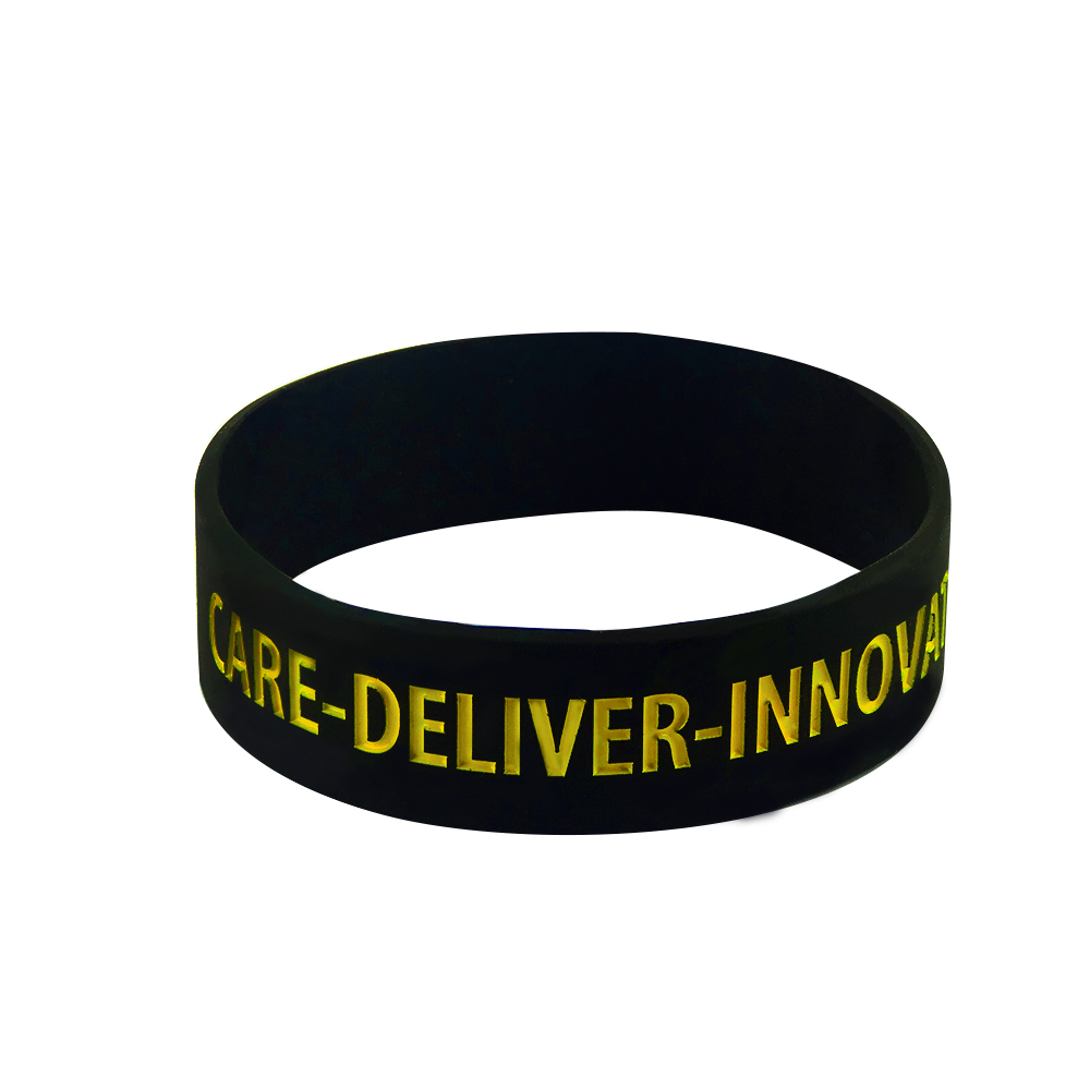 fabric wristbands no minimum order